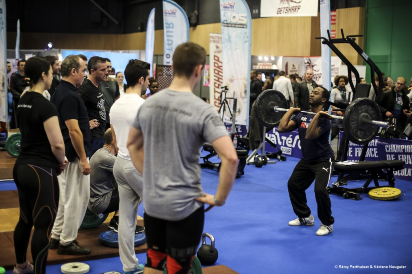 Salon du body fitness 2015 for Salon body fitness